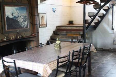 Habitacion compartida Hostel Samadi Desayuno