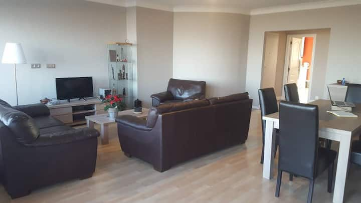 Appartement extra lumineux - 135m2