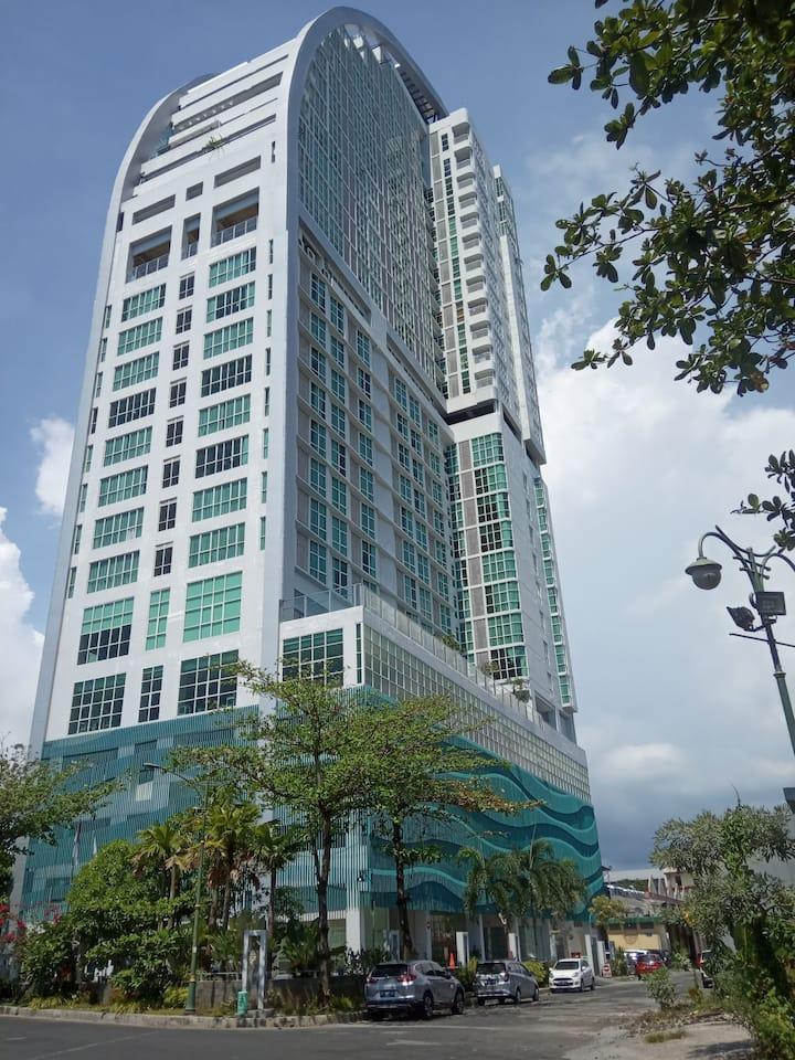 Whole Apartment in Manado,  Lagoon Tamansari