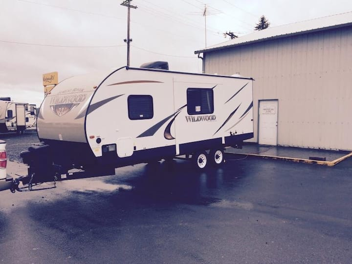 Comfy Loaded RV home