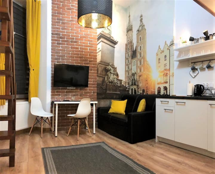 R&R Apart Cracow - 3A / Old Town