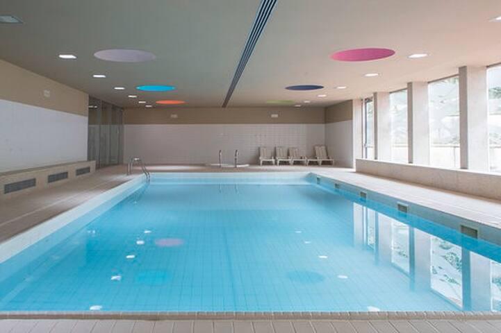 Porto Luxury Rooms - Pool+Sauna+Jacuzzi - LT2.4