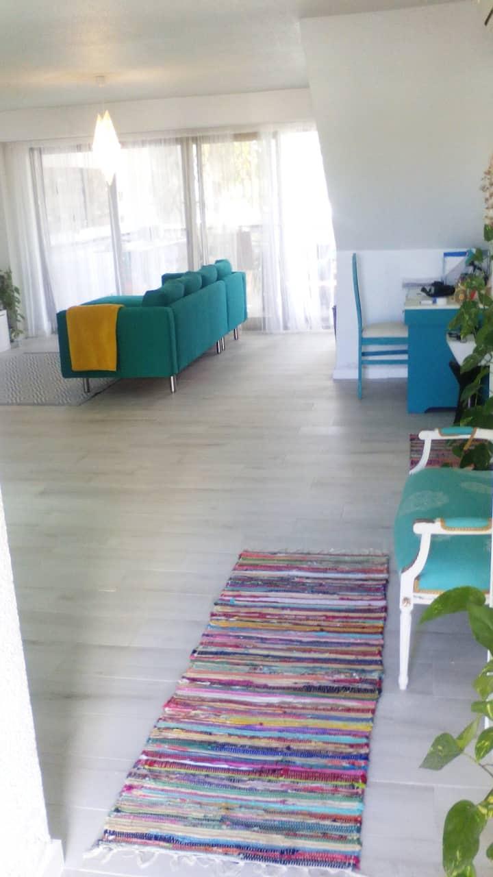 Habitación a un paso de la playa de Almardá