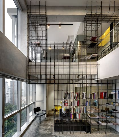 test nice and stylish loft apartment - Manila - Loft