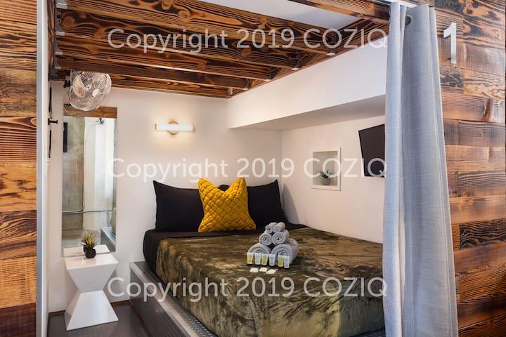 Hollywood Modern Luxury Co-living LOFT!  **COZIQ**