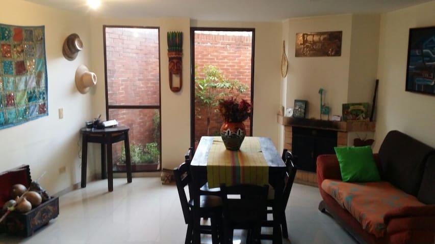 Precioso apartamento. Centro histórico Bogotá. - Bogotá - Haus