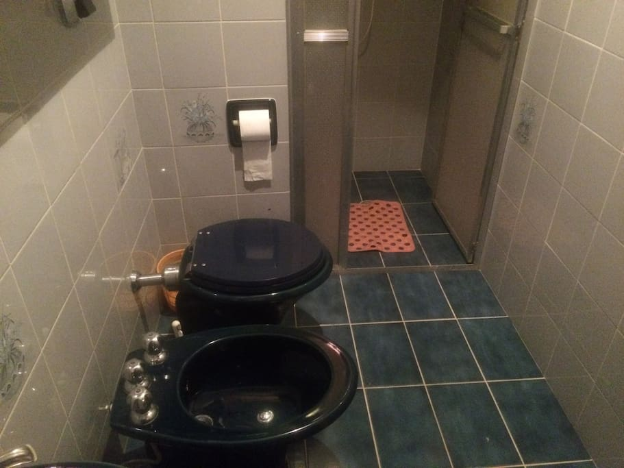 banheiro suíte com bidê