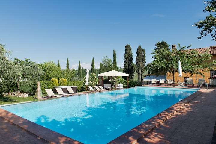 I Limoni Apartment in Tuscany