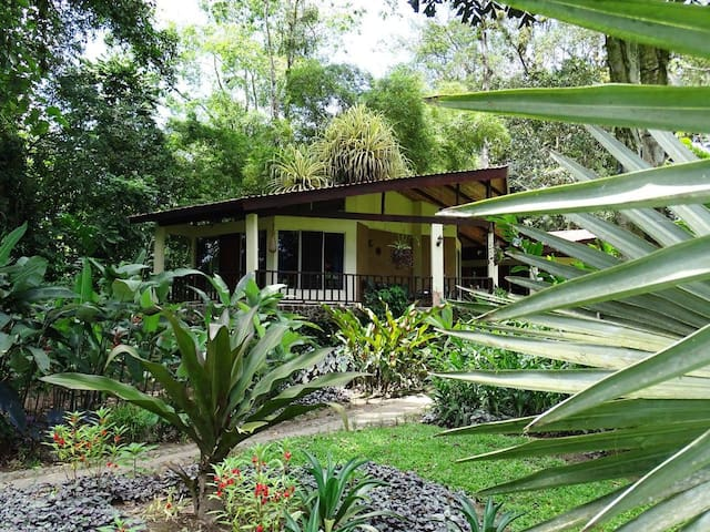 Heliconia Island.....a naturalist's paradise. - Sarapiquí - Bed & Breakfast