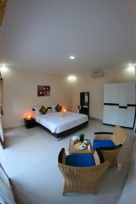 Guest room Cempaka