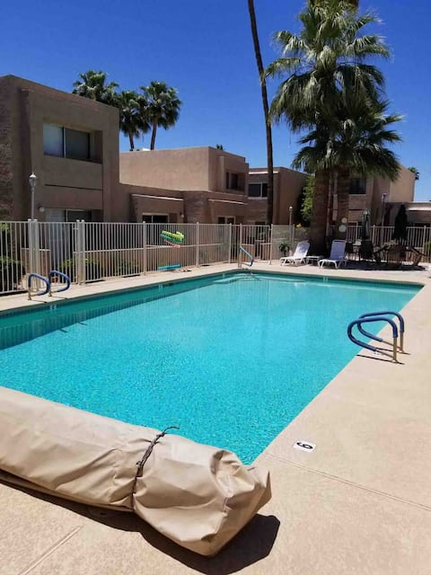 Fountain of the Sun 55+ gated community,3 Bedroom