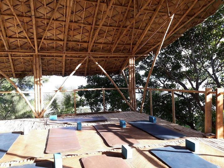 Gaia Retreats - Beachfront Nature Getaway