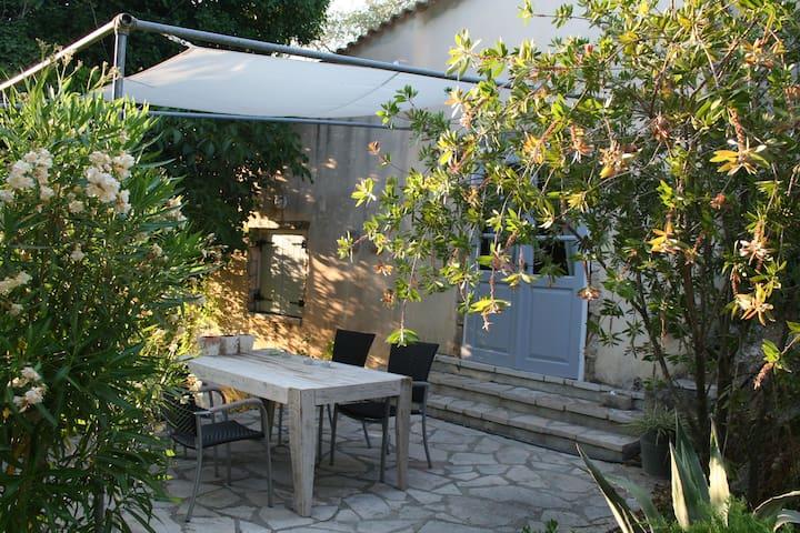 Romantic Villa with pool on Corfu - Pelekas