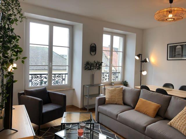 TEYO-Appart meublé 5 pers - Proche Roissy (60800)