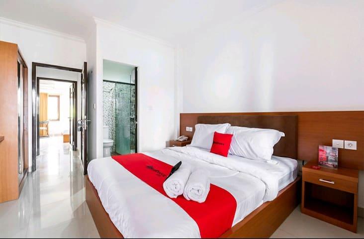 Kamar Hotel Murah Denpasar Bali