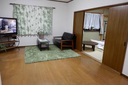 高田商店 高尾山 八王子 一軒家
