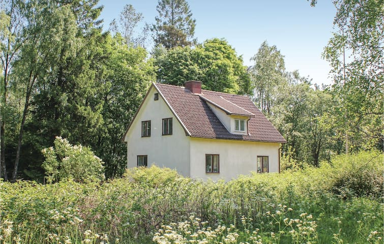 Holiday cottage with 3 bedrooms on 107m² in Lidhult