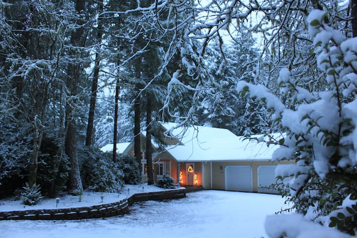 Woodland Garden Retreat 2 - Gig Harbor - Huis