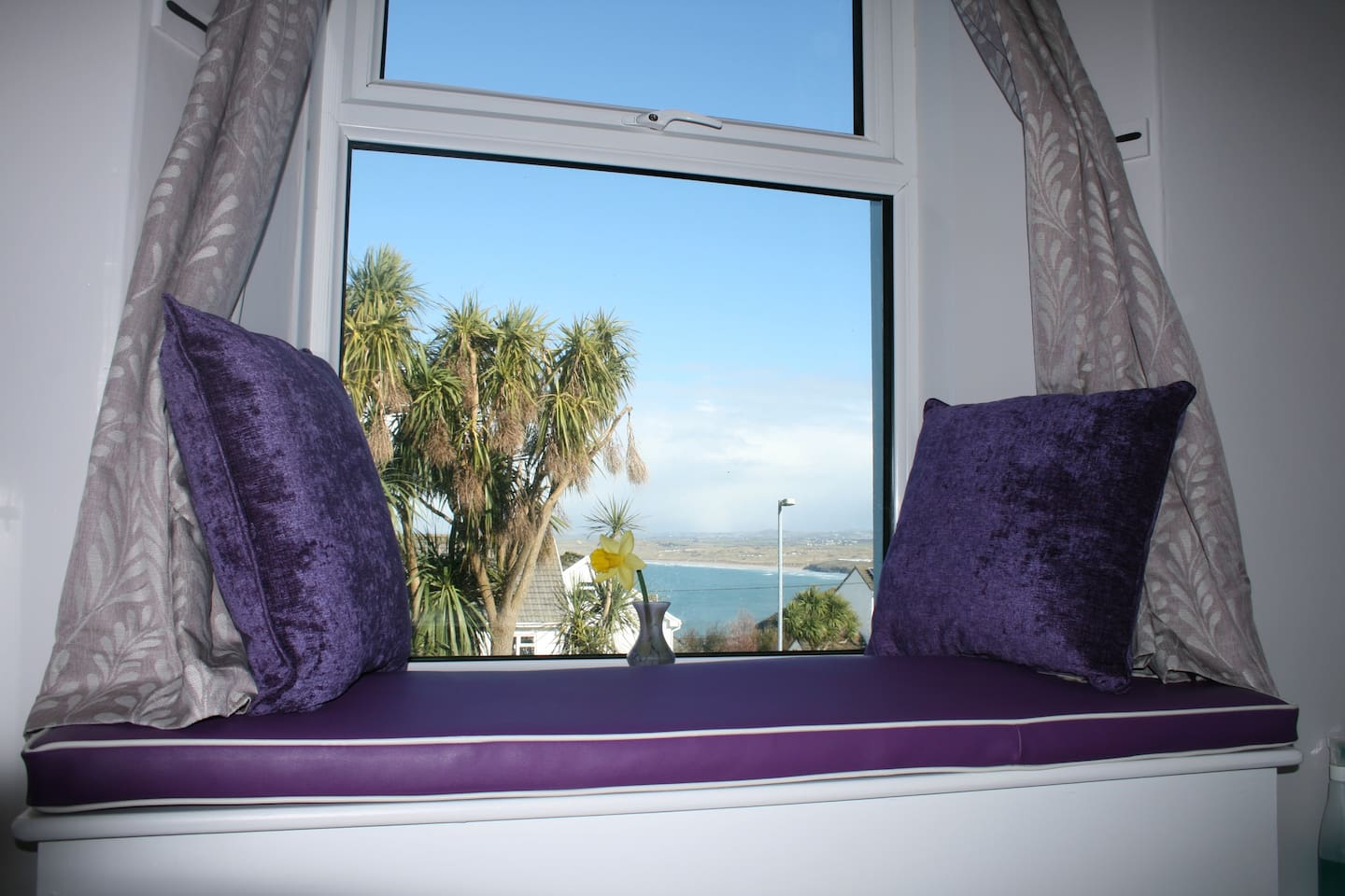 View from Bell Heather room.