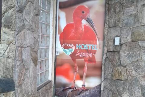 Hostel Ágape - Hospedagem Compartilhada