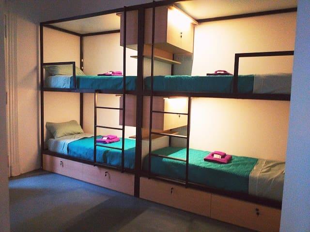 Habitacion 4 personas