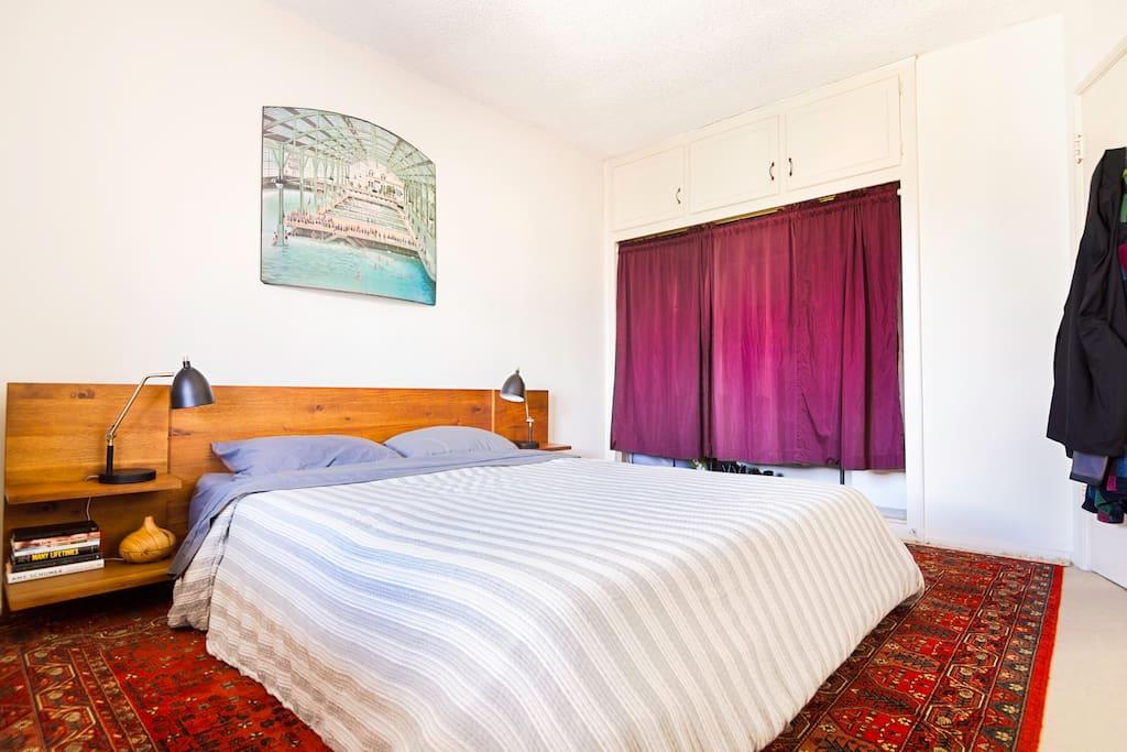 Bedroom Angle 2