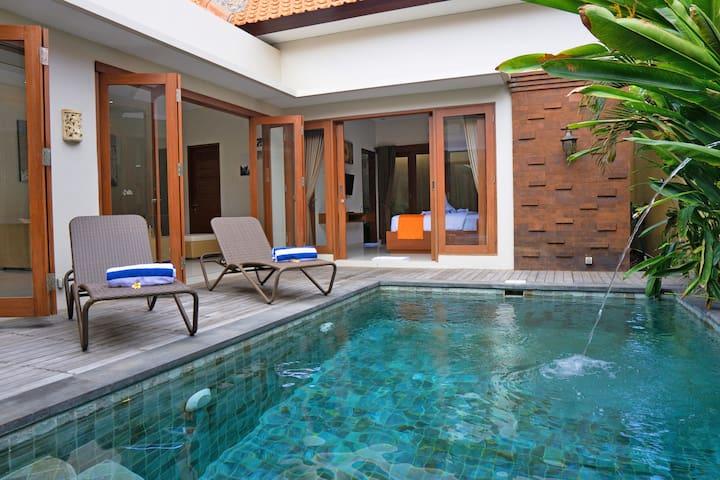 Sanur luxury 1 bedroom villa with Private Pool