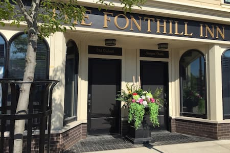 THE FONTHILL INN, Niagara Trails - Pelham