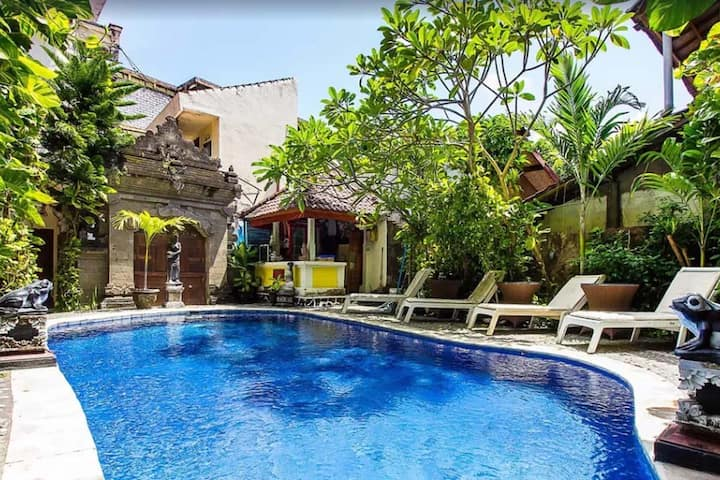Sky Hotel Sanjaya - Superior Twin