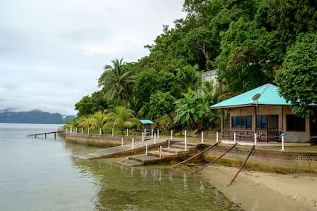 Malendeg island resort (former Double island) - San Vicente - Pulau