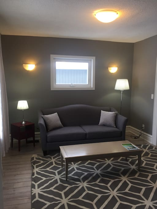 Spacious Living Room including Smart TV, Wifi & Netflix