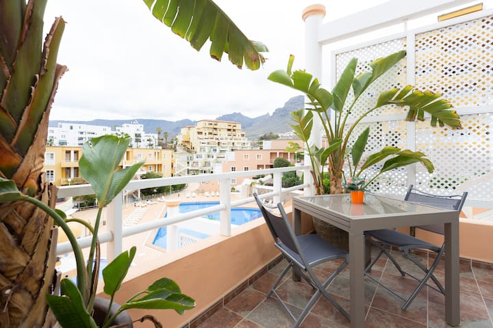 A lovely apartment five minutes away from the beach