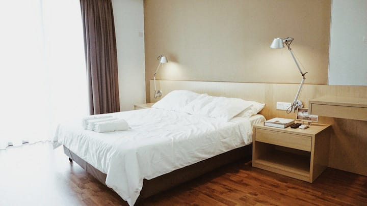 @20% OFF !!!!!  Unit in KL / Batu Caves / 1-6pax