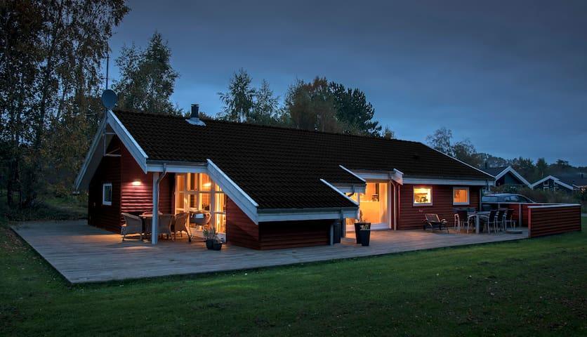 Sommerhus i Vestre Sømarken. Wifi 50/50 MBIT/S