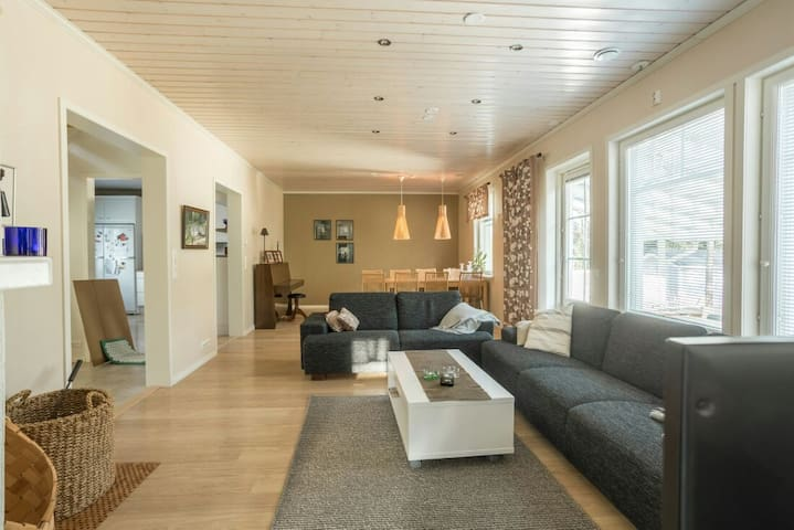 House available for World Ski Championships 2017 - Hollola - Hus
