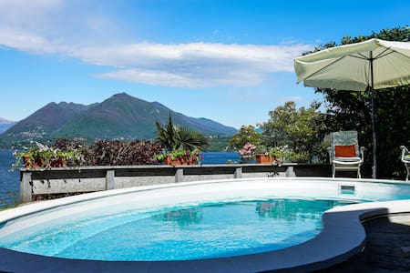 Stresa-La VolpeDorata-Suite Bluette - Stresa - Bed & Breakfast