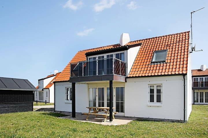 Picturesque Holiday Home in Lokken with Sea views