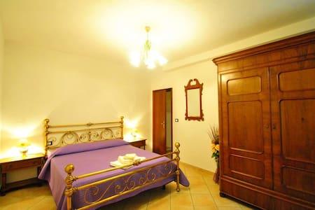 stanza privata matrimoniale BeB L'Agrifoglio - Canova