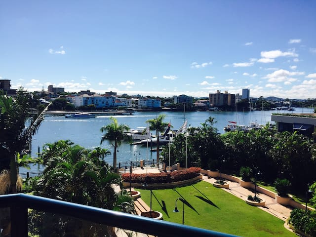 Living the dream - Kangaroo Point - Wohnung