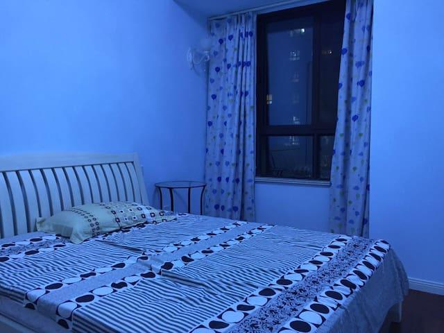 整洁干净的房间为您的出行提供一份舒心 - 南京 - บ้าน
