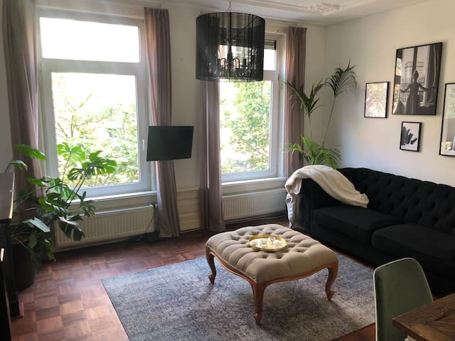 Lovely apartment with balcony in city centre