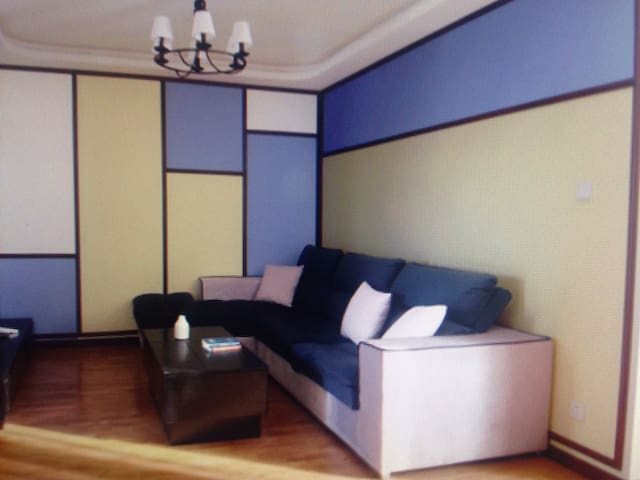 Luxury European style - 泰安市 - Apartment
