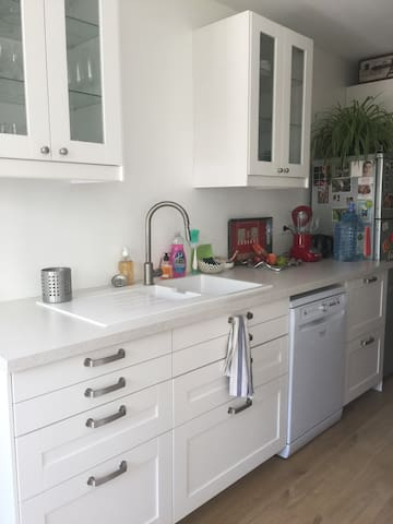 Newly Remodeled Apartment in Versailles