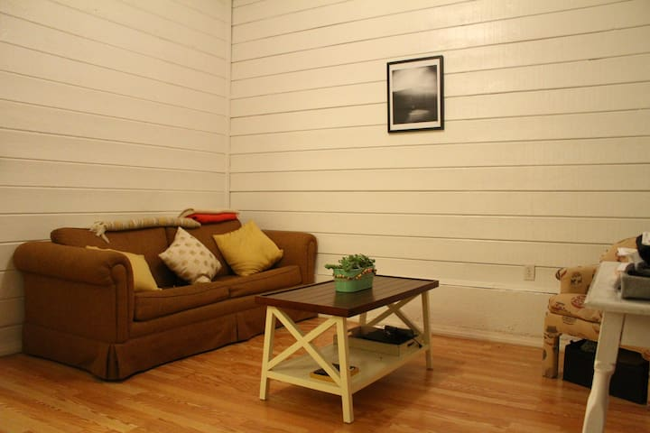 Beachy Studio Apartment in Cardiff - Encinitas - Daire