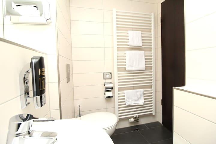 Quiet apartment in Frankfurt