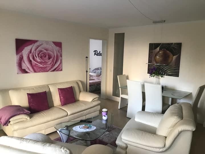 Stilvolles Apartment im Preussischen Viertel