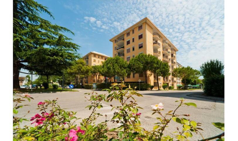 Trilocale presso Residence GIULIANA - Bibione - Departamento
