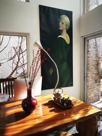 燕郊独栋欧式别墅  Yanjiao Villa European Style