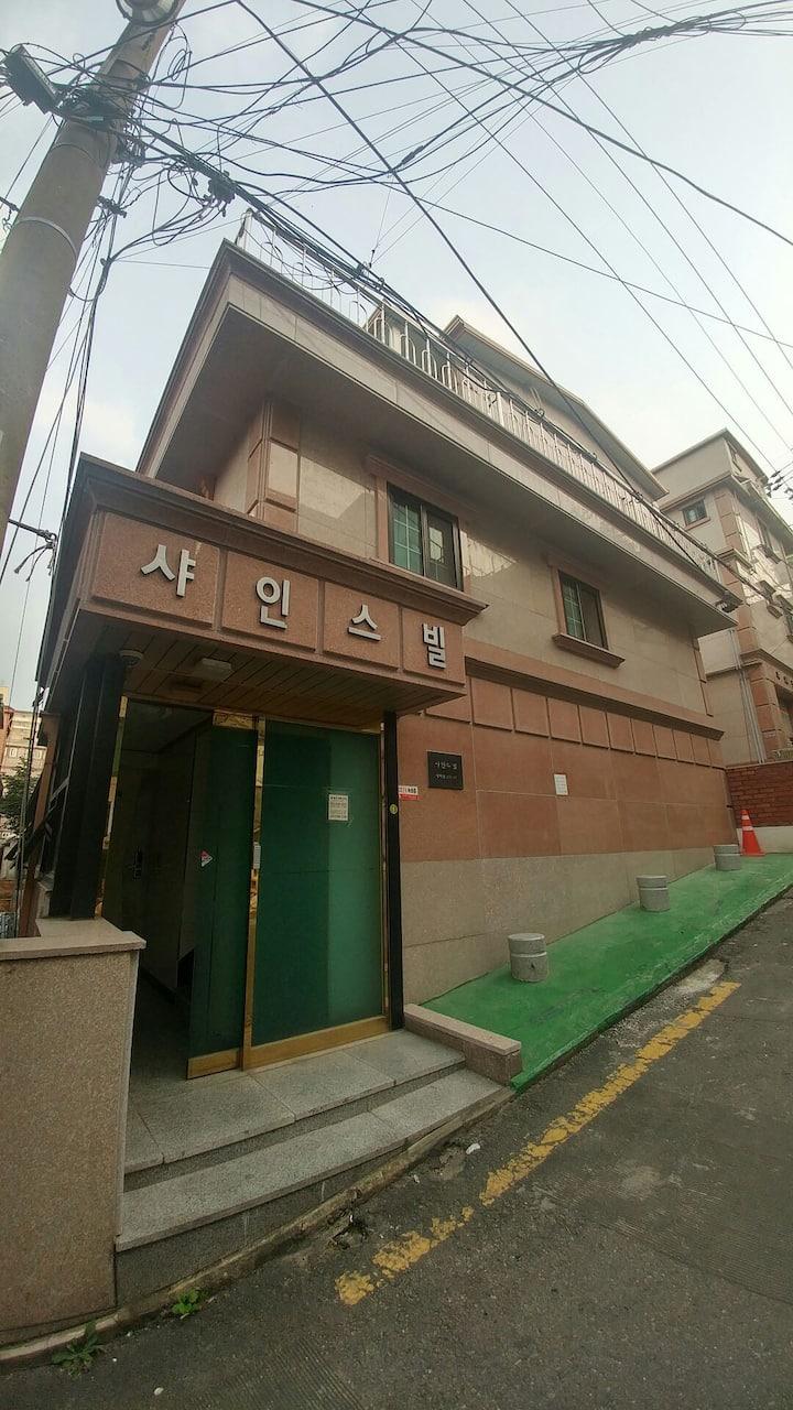 샤인스빌(Shinesville, 1F 101),서울대,신림동,관악구,고시촌,서울