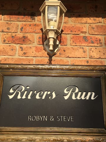 Rivers Run Country Retreat - Great  Hosts.